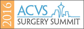 ACVS surgery Summit Seattle Oct 6-8
