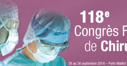 118e congrès AFC – Paris