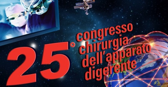 25° Congresso di Chirurgia dell'Apparato Digerente – May 22nd 23rd 2014